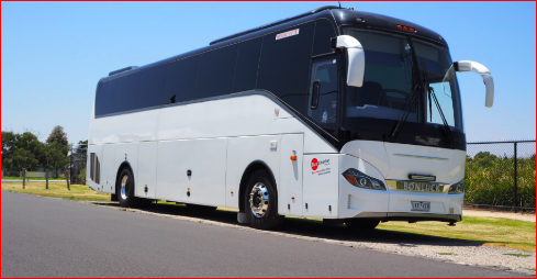 Luxury Coach Hire Sydney